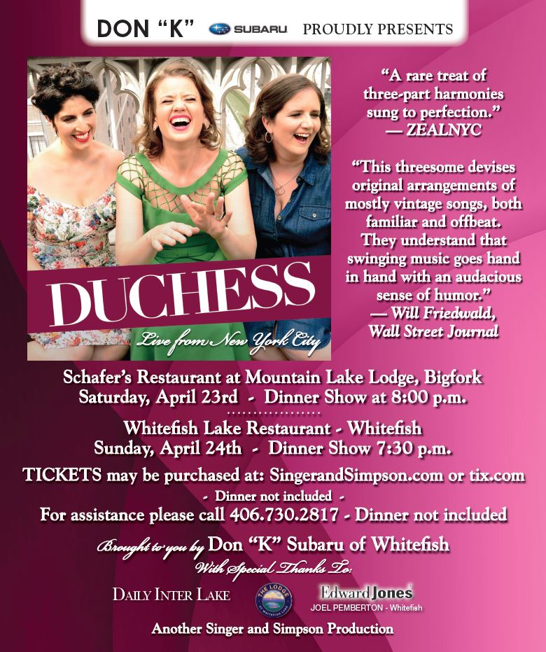 Duchess Flyer